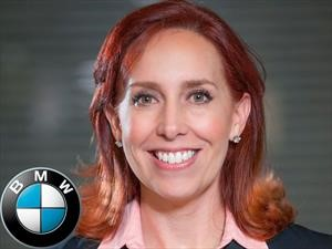 Maru Escobedo es nombrada CEO de BMW Group México