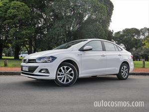 Volkswagen Virtus a prueba