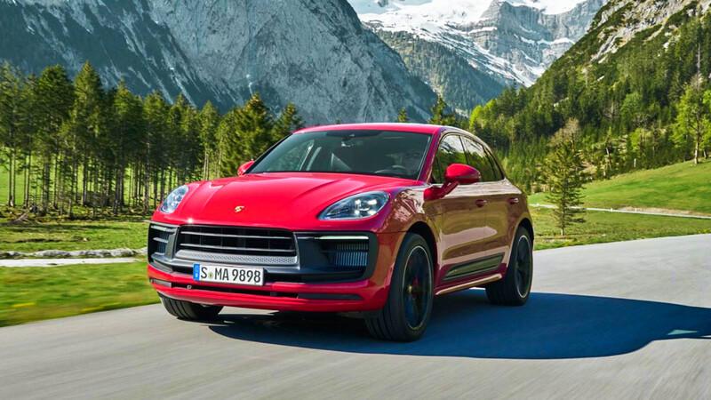 Porsche Macan 2022: mejora general, pero despide al Turbo