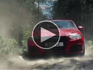 Audi Quattro vs RS3 Sportback, un mano a mano impresionante