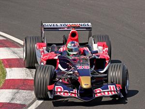 Así ha evolucionado la Scuderia Toro Rosso