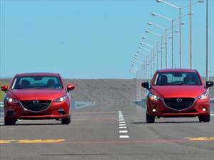 Planta de Mazda supera las 200,000 unidades de producción acumulada en México