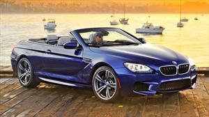 Manejamos en California el BMW M6 Convertible 2013