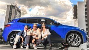 Sofía Gómez, Gabriela Tafur y Manuel Turizo, nuevos embajadores de BMW