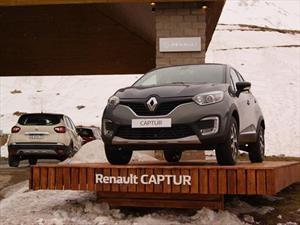 Renault estuvo presente en Las Leñas