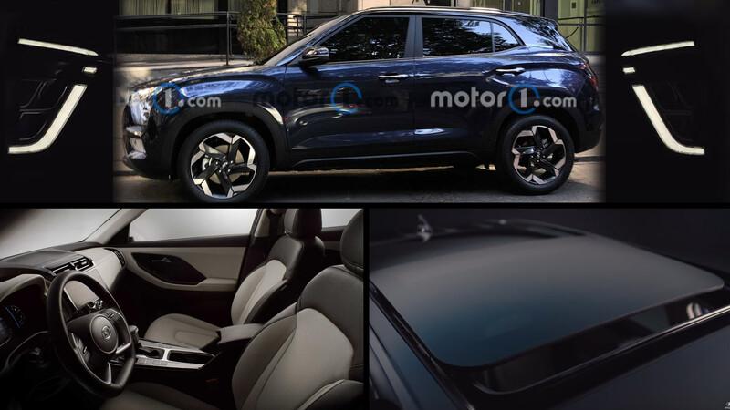 Nuevo Hyundai Creta contará con techo solar panorámico