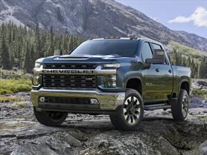 Chevrolet presenta sus Silverado Heavy Duty