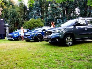 La gama Activ de Chevrolet desembarca con todo en Chile