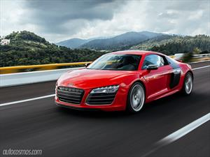 Audi R8 V10 Plus 2014 a prueba