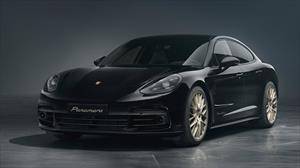 Porsche festeja el 10º aniversario del Panamera con una edición especial