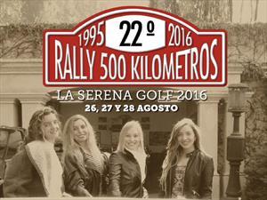 86 autos inscritos en el Rally 500 Kilómetros Sport Clásicos