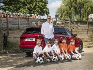 José Mourinho vuelve al colegio gracias a Jaguar