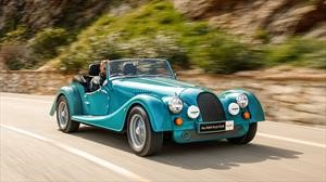 Morgan Plus Four, simple y tradicional