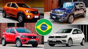 Todos los autos fabricados en Brasil a la venta en México en 2019