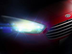 Ford anticipa al próximo Ka sedán