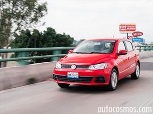 Volkswagen Gol 2017 a prueba