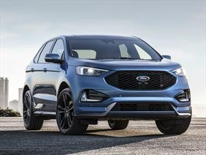 Ford Edge ST 2019 debuta