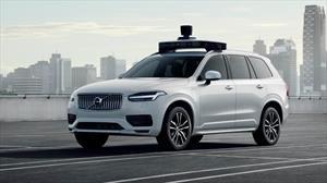 Adiós choferes, Uber y Volvo presentan un XC90 autónomo