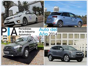 Estos son los Autos PIA del Año 2014