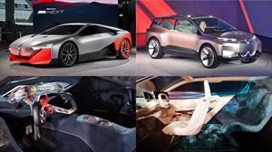 BMW presenta sus proyectos EASE y BOOST