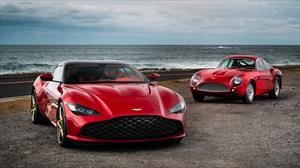 Aston Martin DBS GT Zagato, un lujoso coupé que supera los 750 Hp