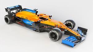 F1: McLaren y Renault presentan su auto de carreras para la temporada 2020