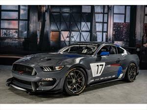 SEMA Show: el Ford Mustang GT4 está listo para ganar
