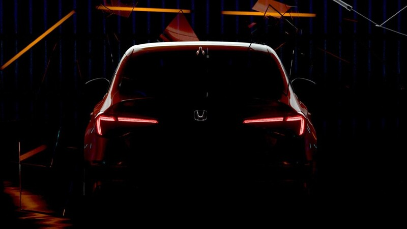 Crece expectativa por debut de Honda Civic 2022