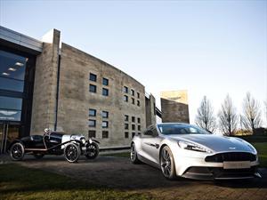 Aston Martin cumple 100 años de velocidad y elegancia. Parte II