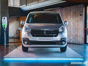 Peugeot comienza su ruta eléctrica con las nuevas Partner y Tepee enchufables