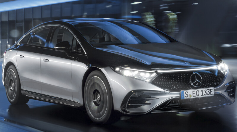 Mercedes-Benz EQS: El futuro según Stuttgart se hace realidad