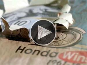 La historia de Honda en papel