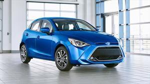 Toyota Yaris Hatchback 2020 se presenta