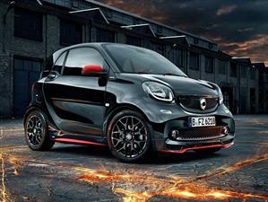 smart fortwo Brabus Urbanlava 2016, exclusivo para Alemania