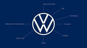 Volkswagen actualiza su logo