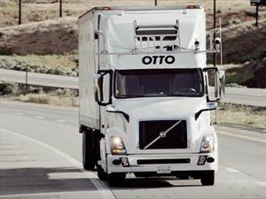 Otto, convierte cualquier camión en un vehículo autónomo