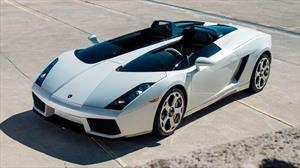 Exclusivo Lamborghini Gallardo Concept S será subastado, ¡otra vez!