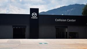 Mazda inaugura un nuevo taller de reparación en Huixquilucan