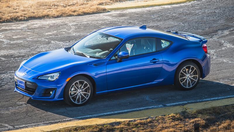 Manejamos el Subaru BRZ 2021