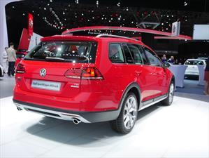 Volkswagen Golf SportWagen Alltrack 2017 se presenta
