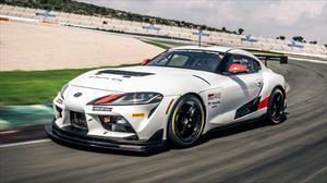 Toyota GR Supra se sumará a la categoría GT4 en el 2020