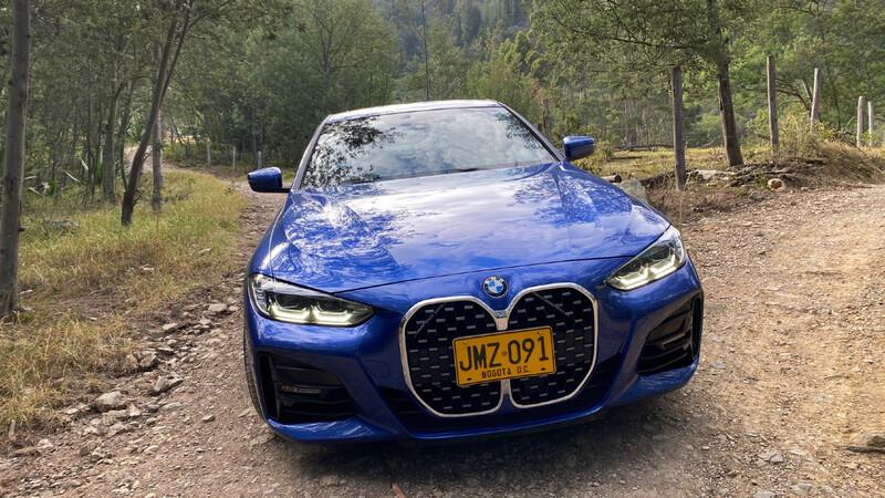 BMW Serie 4 Coupé 430i 2021, prueba de manejo a un deportivo que rompe esquemas