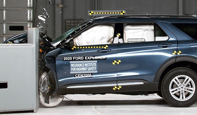 Ford Explorer 2020 recibe el Top Safety Pick+ del IIHS