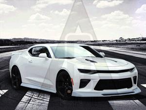 Chevrolet Camaro por Alpha Six Designs, más aerodinamismo al poder