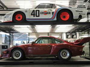 Porsche 935 Street, una rareza bella y única