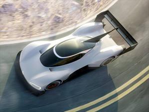 Volkswagen ID R Pikes Peak debuta