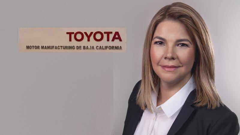 Gerente de Toyota de México recibe reconocimiento de industria de manufactura en EE.UU.