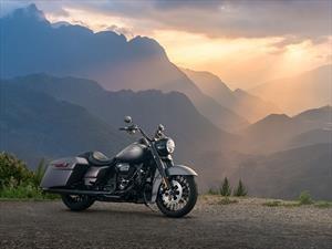 Harley Davidson debuta en Chile a las nuevas Street Rod 750 y Road King Special