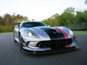 Dodge Viper ACR 2016, un auto de pista para las calles