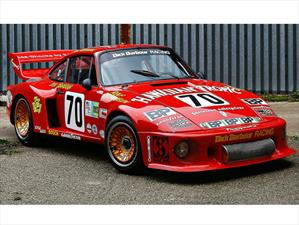 A subasta el Porsche 935 1979 de Paul Newman
